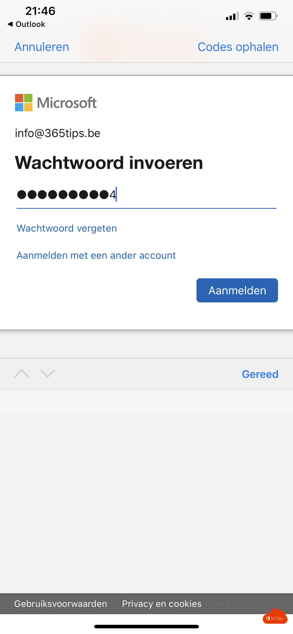 In 5 stappen je Outlook applicatie instellen op je smartphone