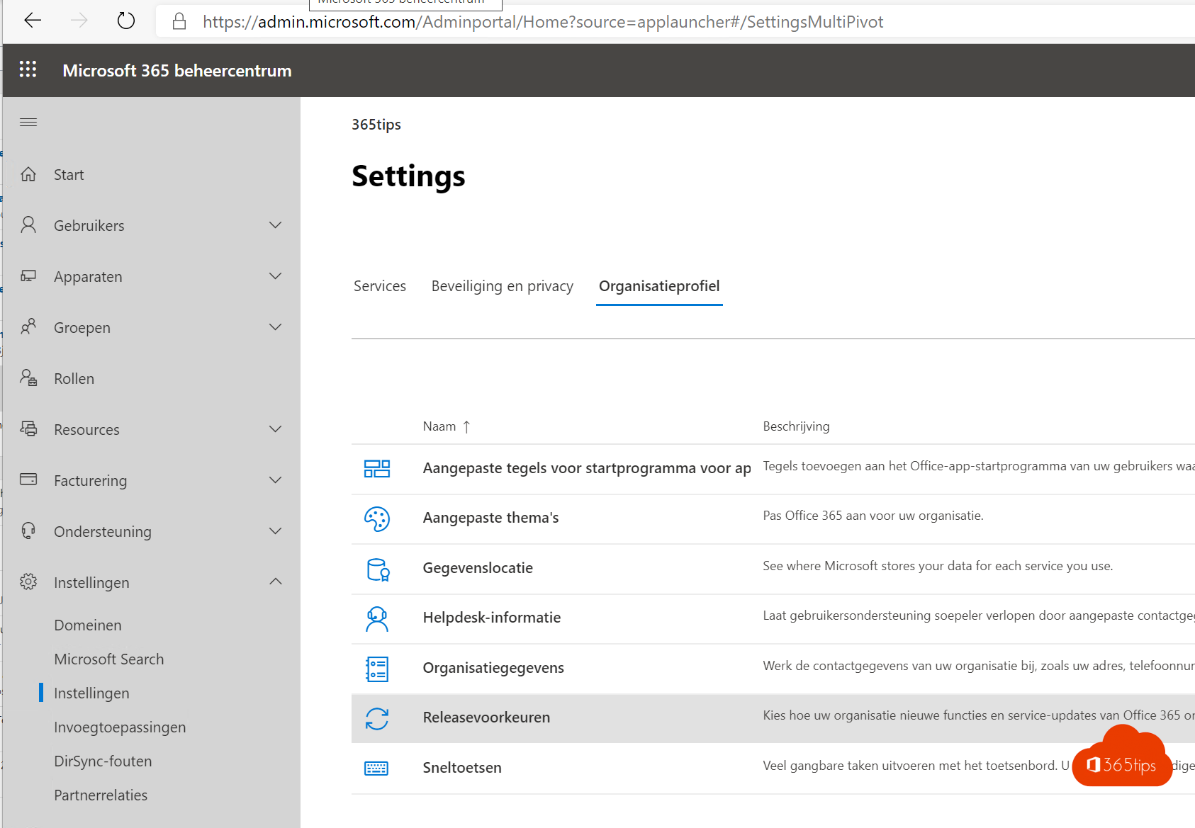 Configureer je Office 365 tenant naar 'First Release' in 3 stappen