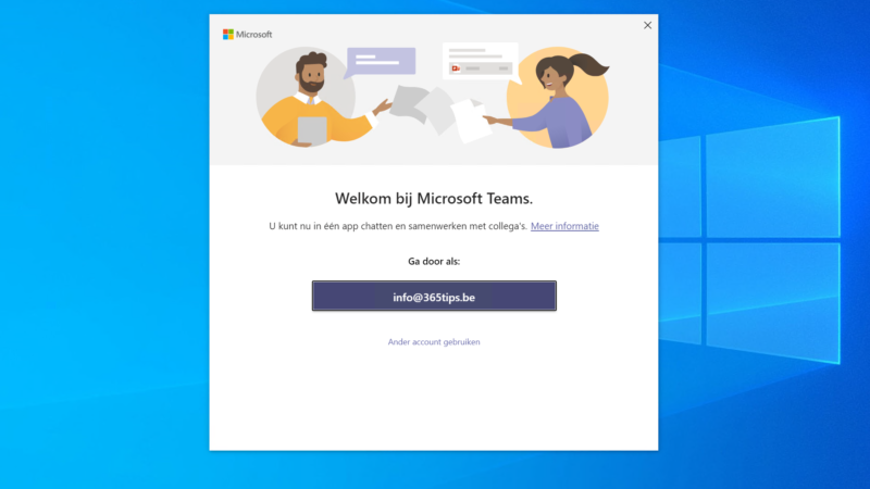 Microsoft Teams SSO via Azure Active-Directory