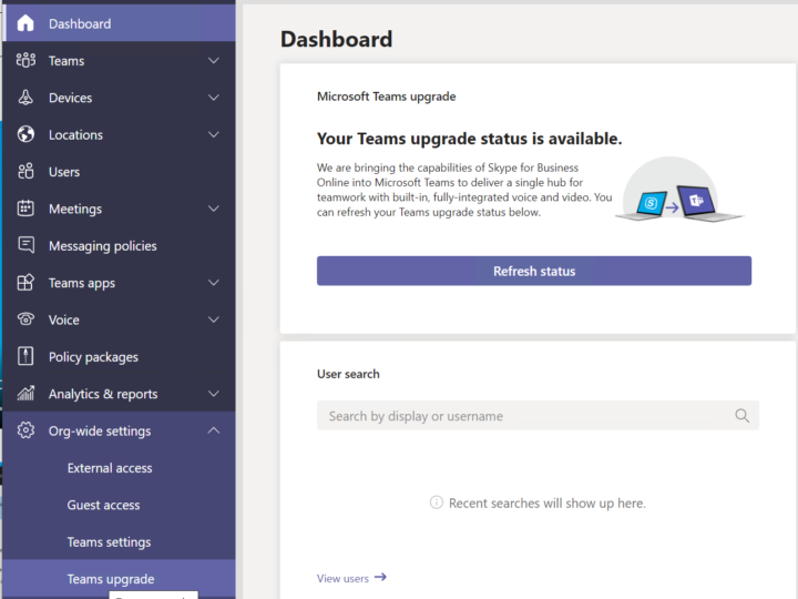 Limieten en specificaties voor Microsoft Teams