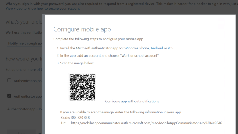 Hoe Multi-Factor Authenticatie (MFA) activeren in Office 365