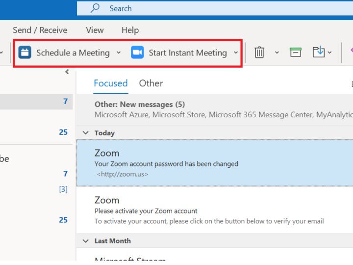 Zoom activeren in Microsoft 365 – Automatisch vergaderingen plannen in Outlook